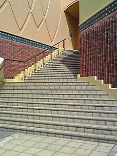 ピアリの階段